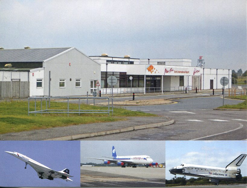 United Kingdom - Manston Airport (or Kent's Airport)