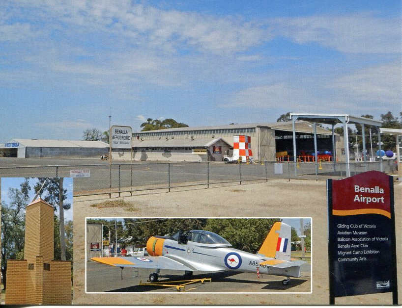 VIC - Benalla Airport