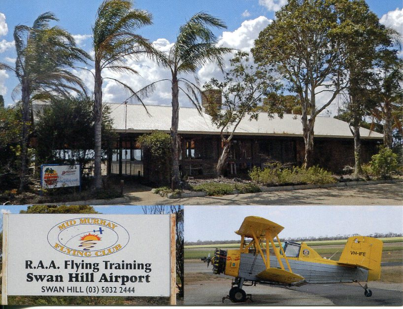 VIC - Swan Hill Airport