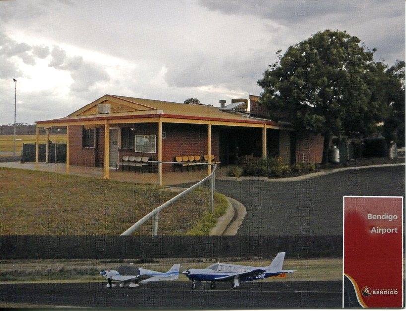 VIC - Bendigo Airport