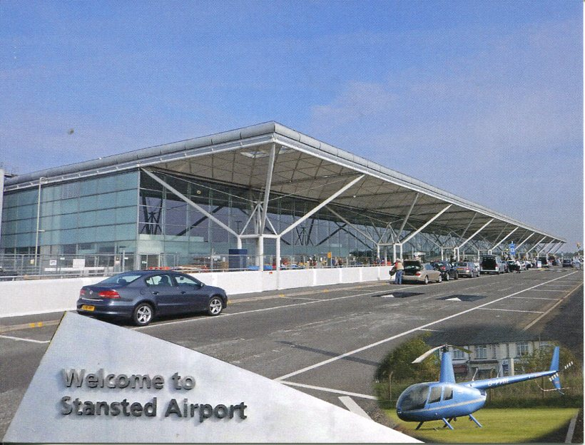 United Kingdom - London Stansted Airport