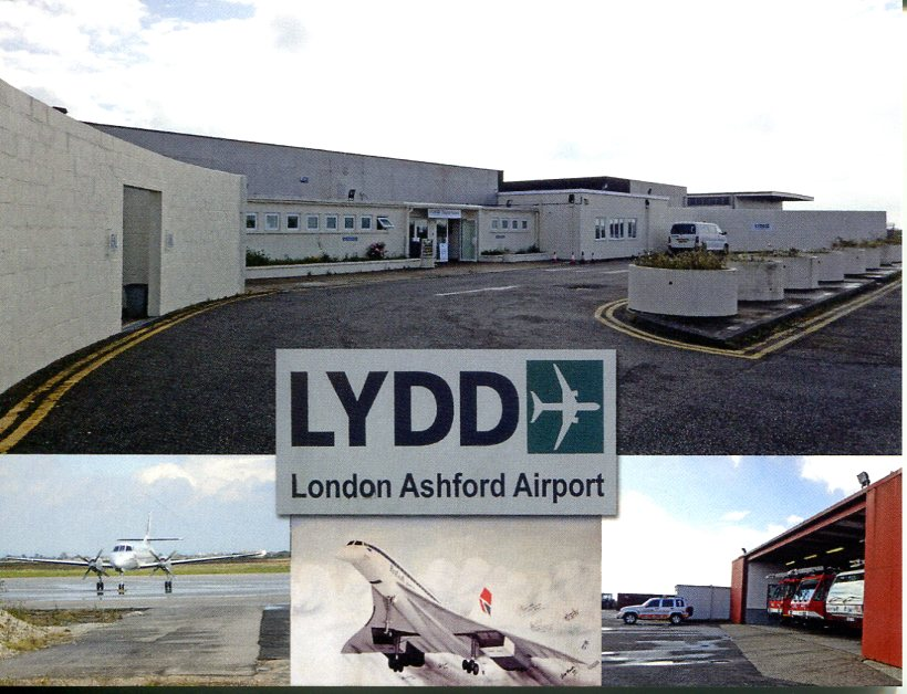 United Kingdom - Lydd London Airport