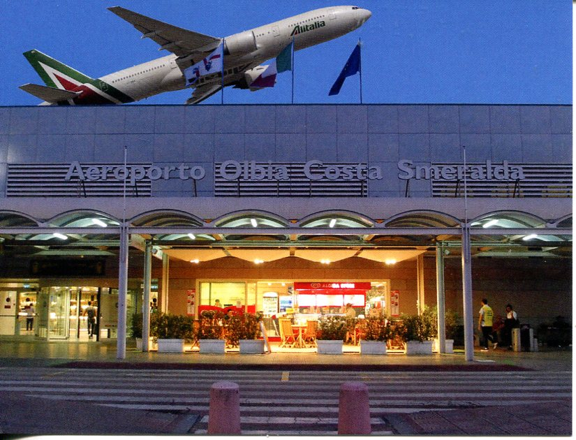 Italy - Olbia Costa Smeralda International Airport