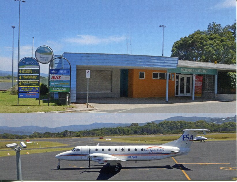 NSW - Merimbula Airport