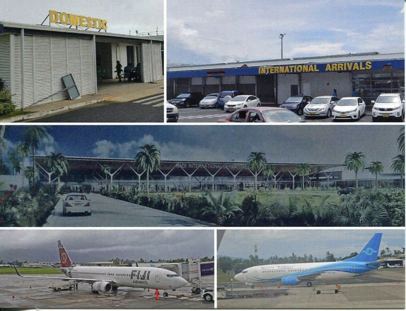 Fiji - Nadi International Airport