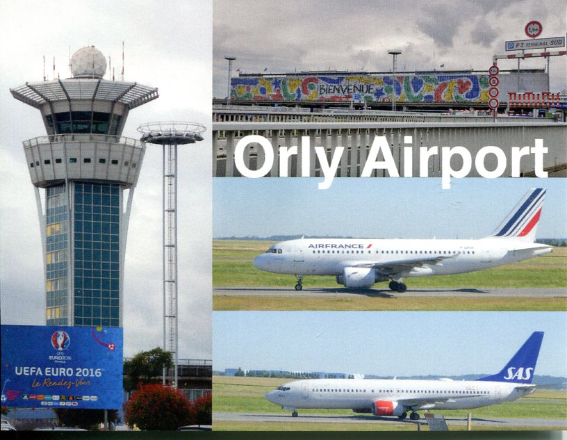 France - Paris Orly Airport