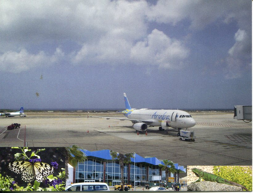 Aruba - Queen Beatrix International Airport