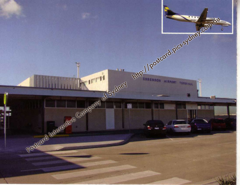 VIC - Essendon Airport