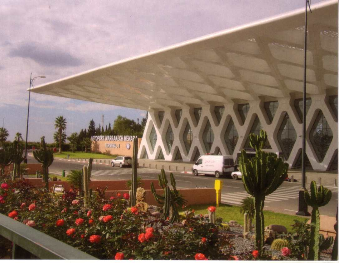 Morocco Airport - Marrakesh Menara Airport