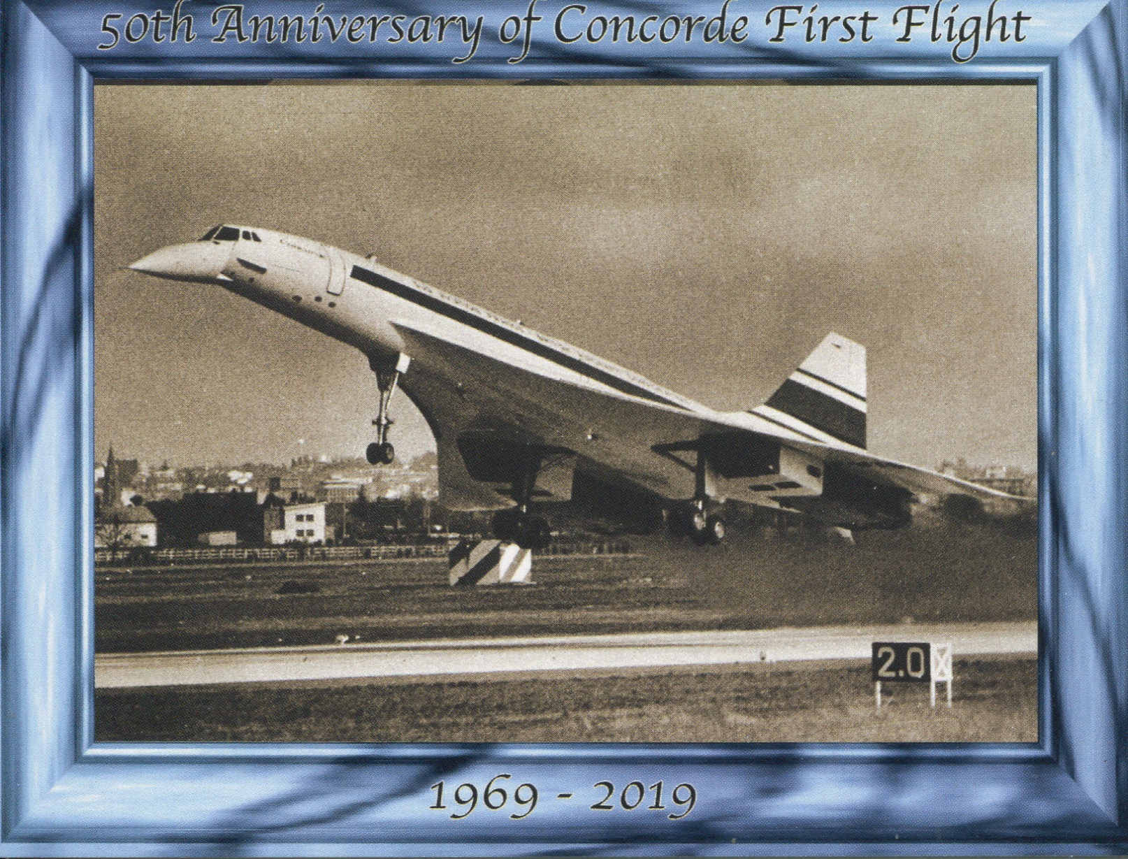 50th Anniversary of Concorde First Flight