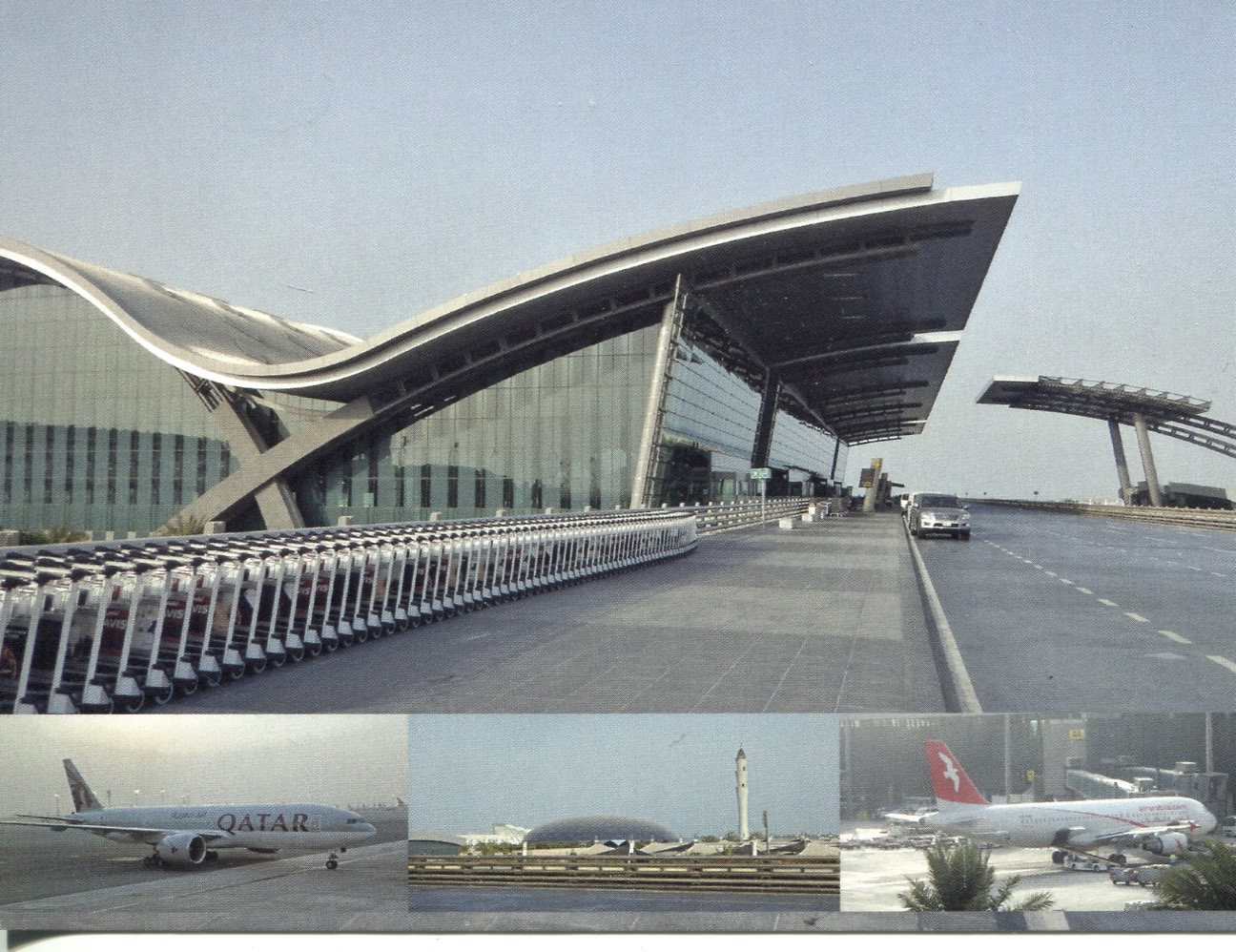 Qatar Airport - Doha International Airport