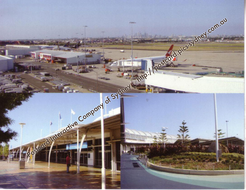 NSW - Sydney International Airport