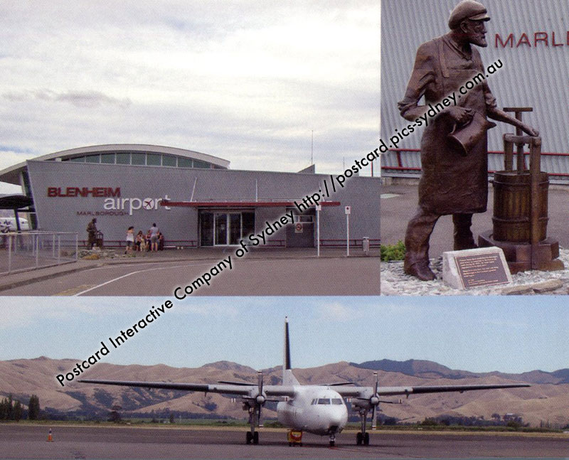 Blenheim Airport (NZ)