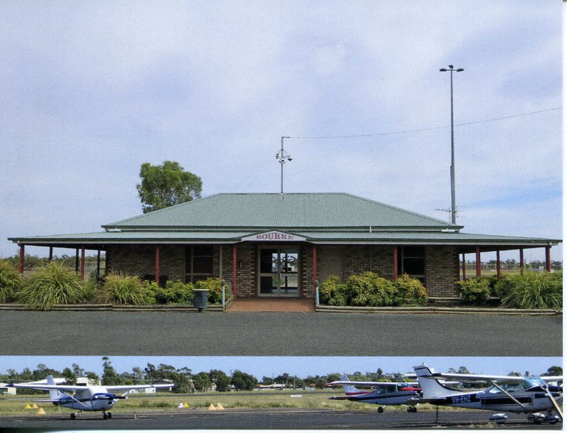 NSW - Bourke Airport