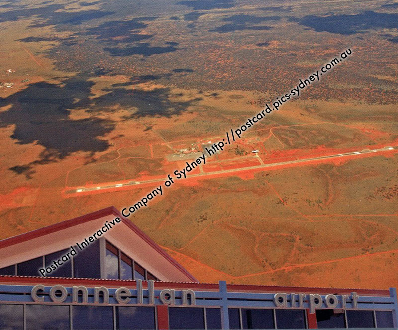 Northern Territory Airport - Connellan (Ayers Rock)