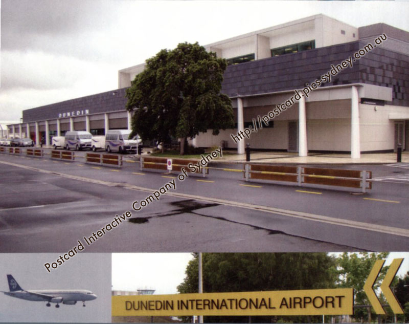 Dunedin International Airport (NZ)