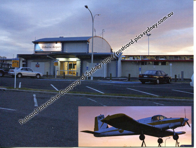Gisborne Airport (NZ)