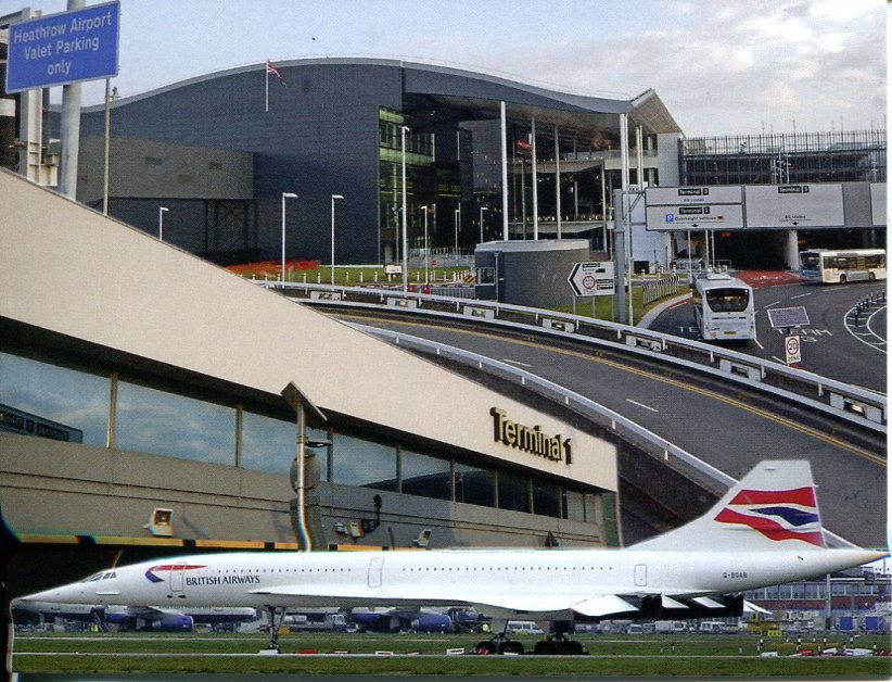 United Kingdom - London Heathrow Airport