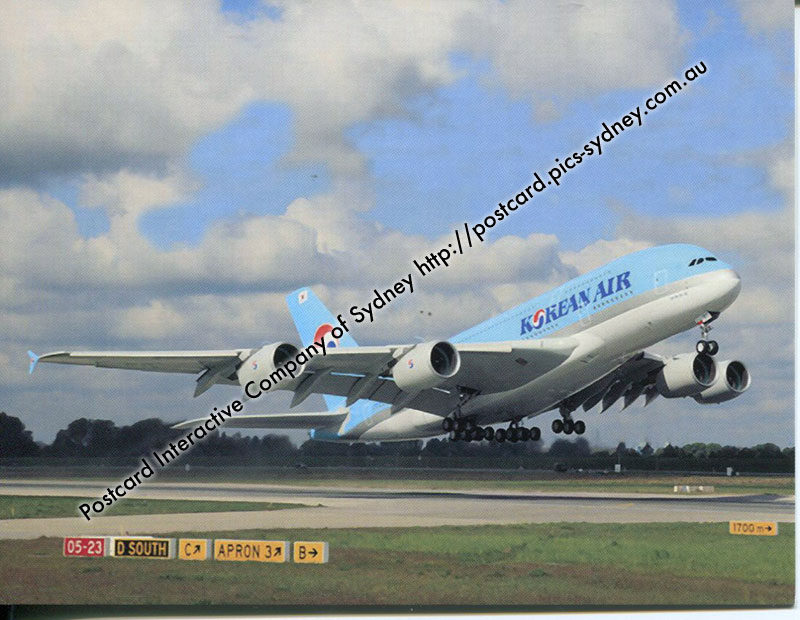 Airbus A380 - Korean Air