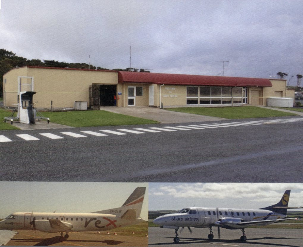 TAS - King Island Airport