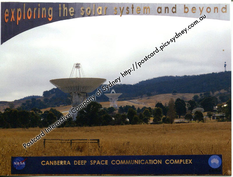 Canberra Deep Space Communication Complex (ACT)