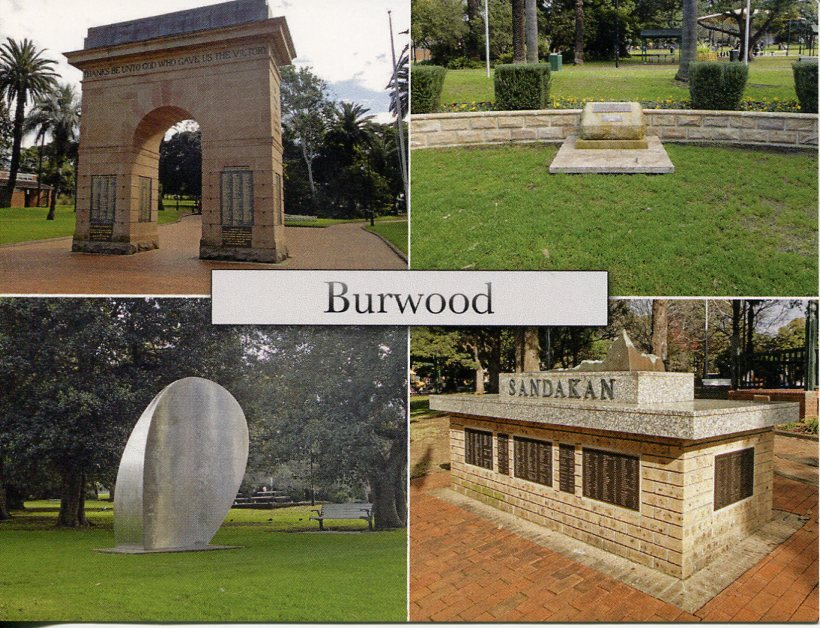 NSW - Burwood
