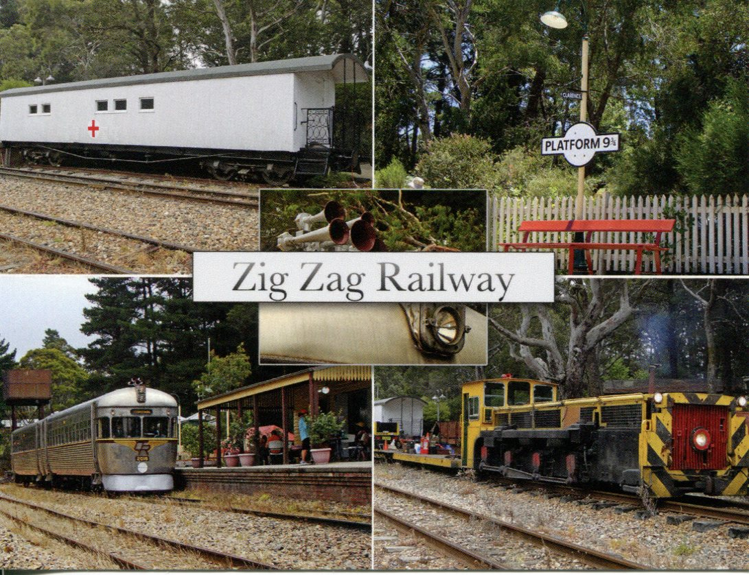 NSW - Zig Zag Railway (city of Lithgow)