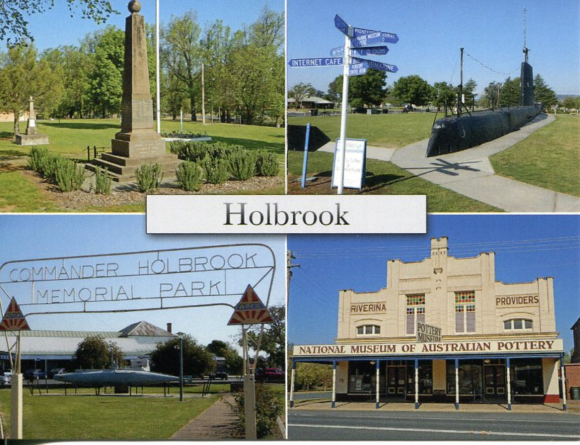 NSW - Holbrook (previously called Germanton)