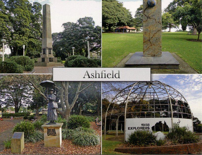NSW - Ashfield