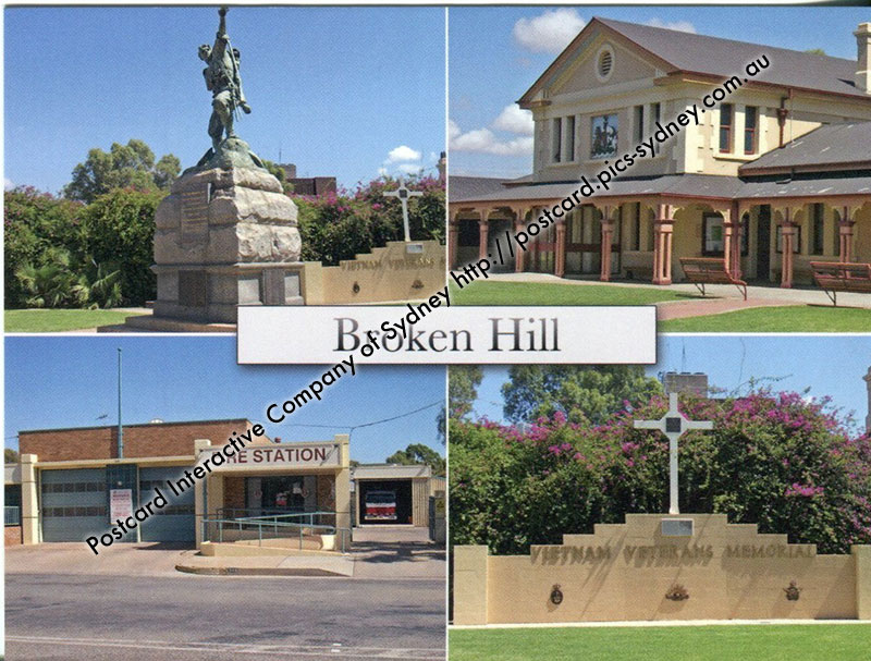 NSW - Broken Hill
