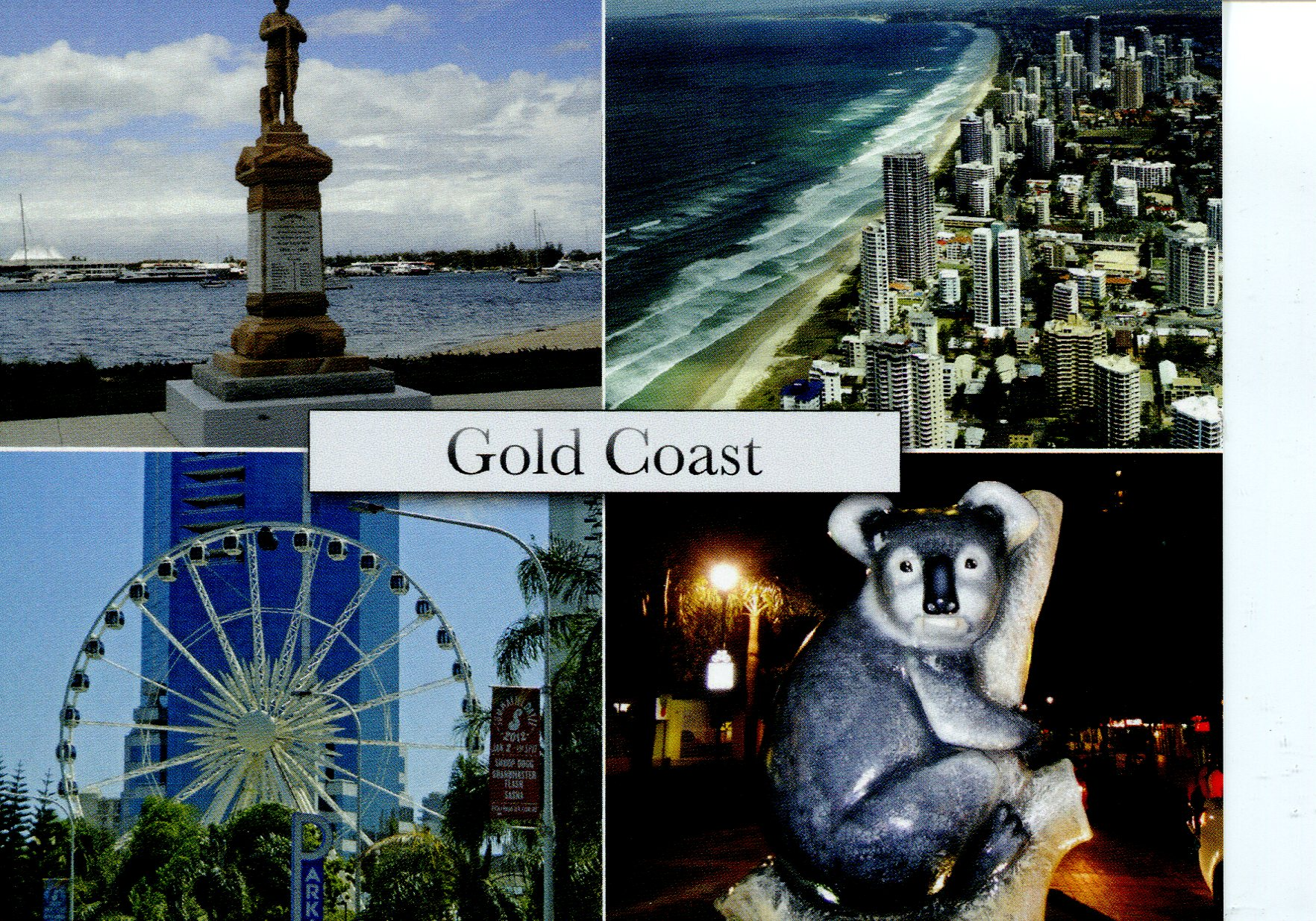 QLD - Gold Coast - Southport