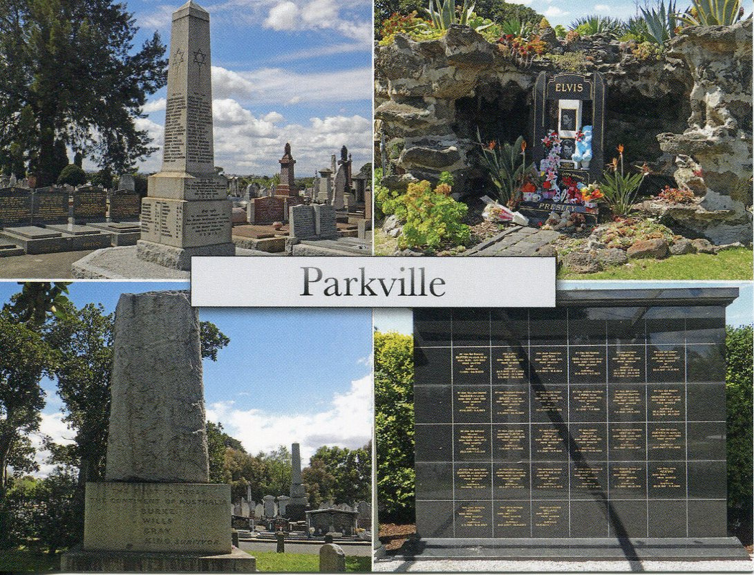 VIC - Parkville (Melbourne General Cemetery)