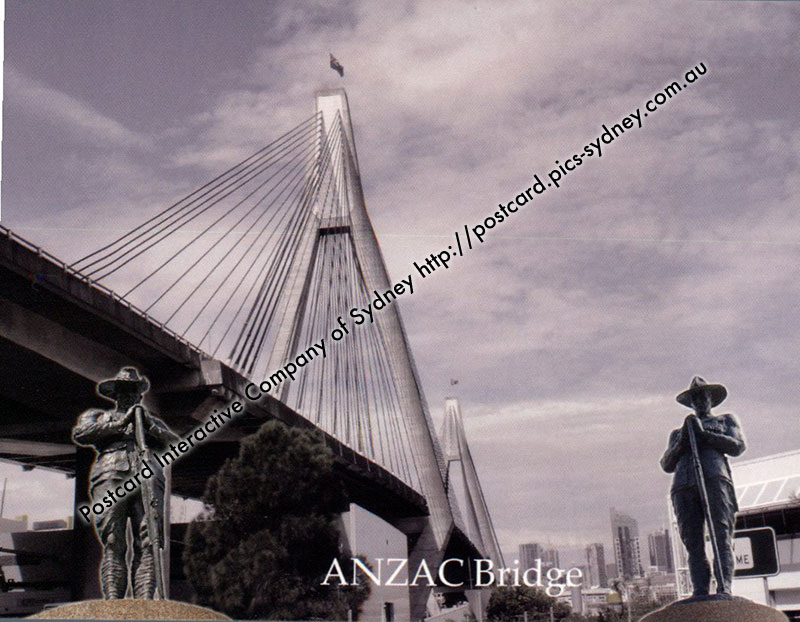 ANZAC Bridge (Sydney)