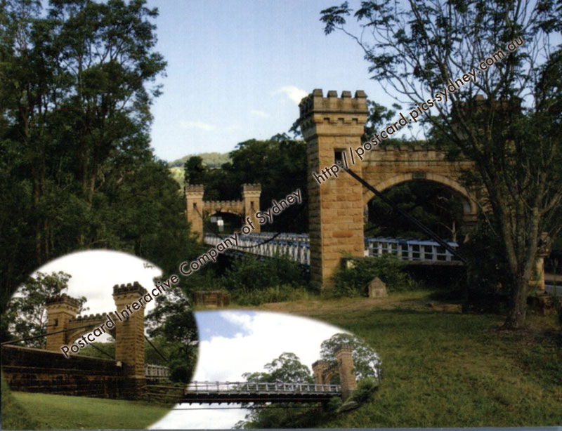 Hampden Bridge, Kangaroo Valley NSW