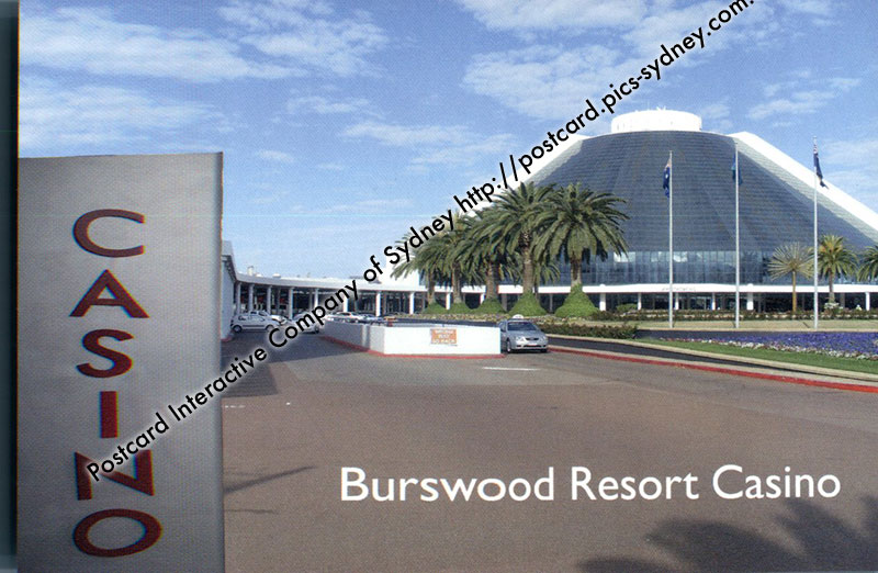 Burswood Casino - Perth - WA