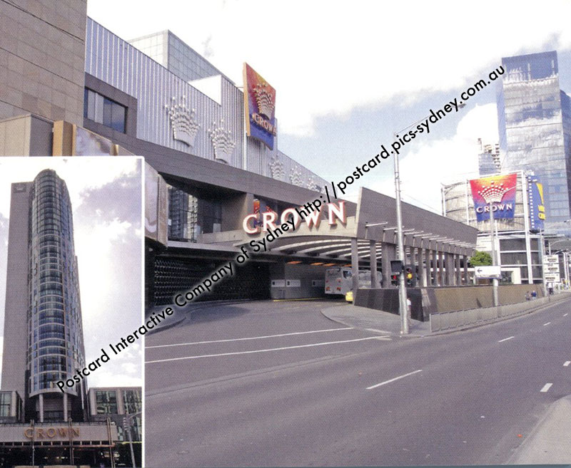 Crown Casino, Melbourne - VIC