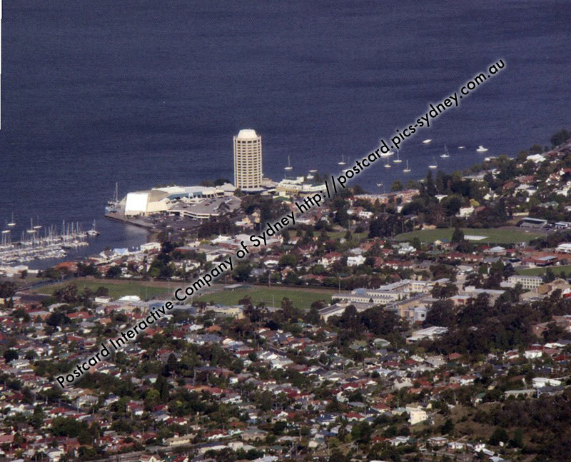 Hobart Wrest Point Casino - TAS