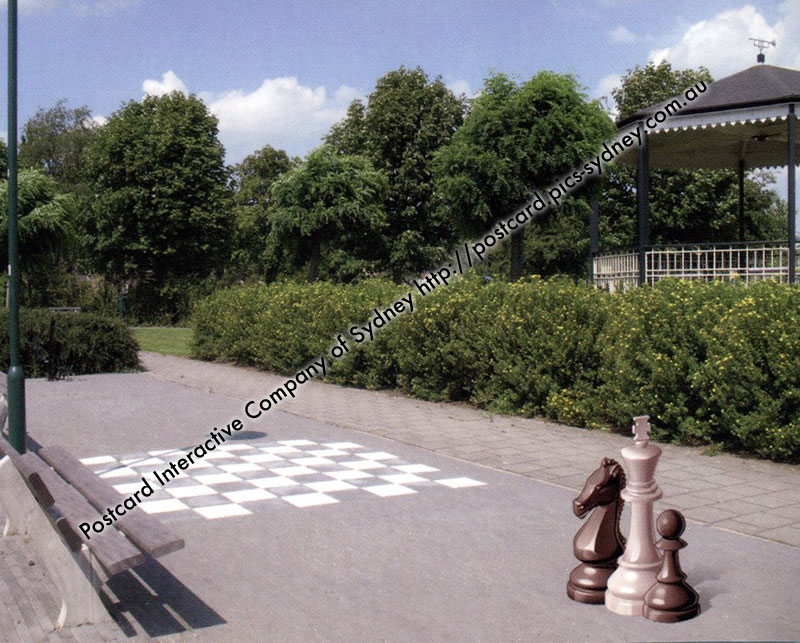 Netherlands - Almkerk Giant Chess