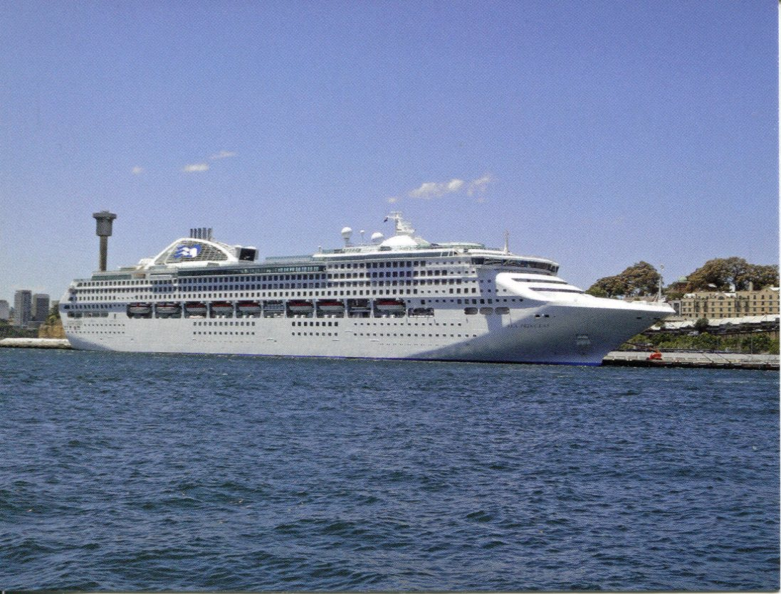 Sea Princess (Princess Cruises)