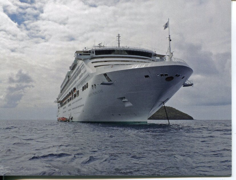 Dawn Princess - (Princess Cruises)