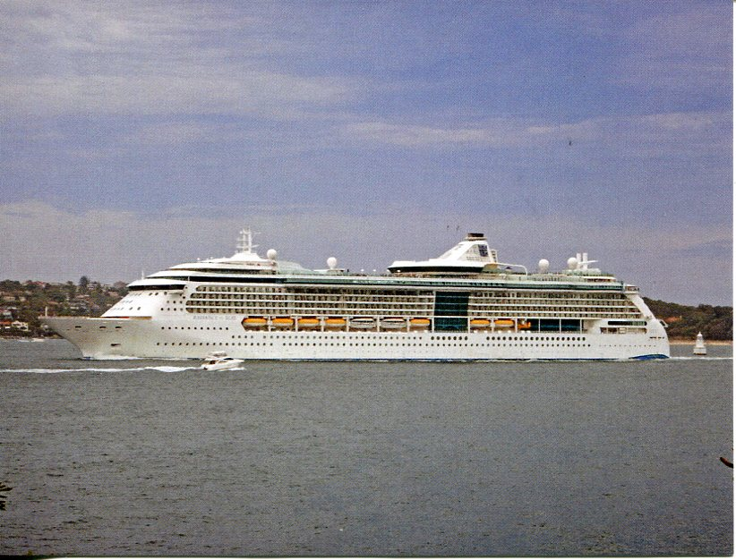 Radiance of the Seas (Royal Caribbean International)