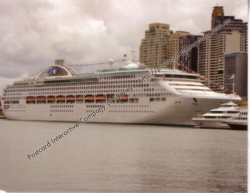 Sun Princess (Princess Cruises)