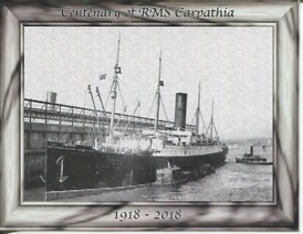 Centenary of the Loss of RMS Carpathia