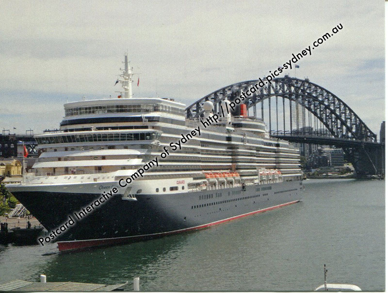 Queen Elizabeth (new ship) (Cunard Line)