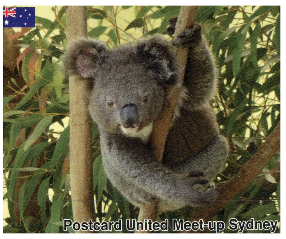 Postcard United Meet-up in Sydney - NSW (August 2018)