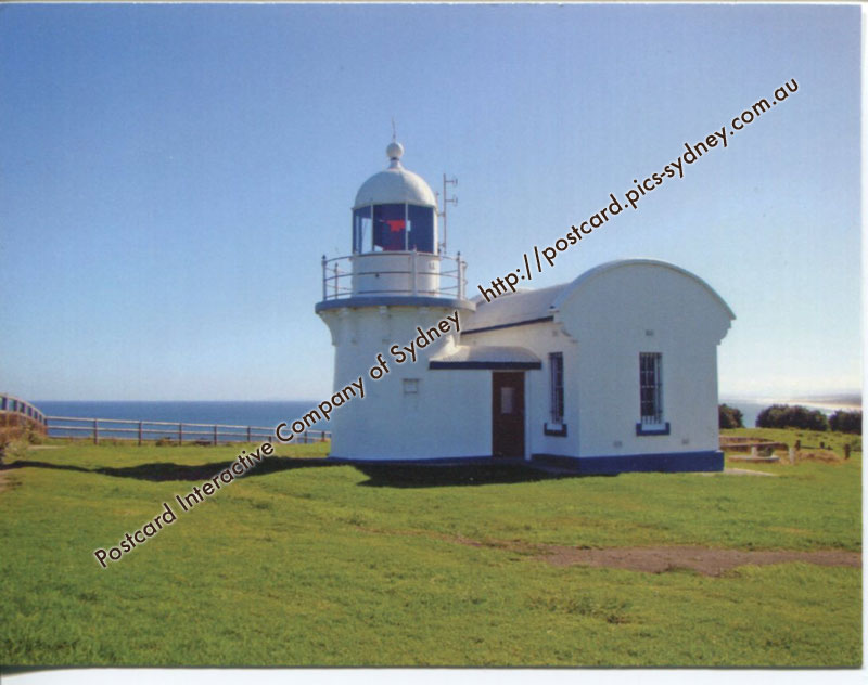 NSW Lighthouse - Crowdy Head