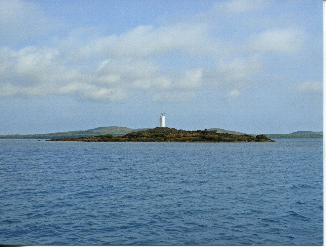 Queensland - Tuesday islet n 4 Lighthouse