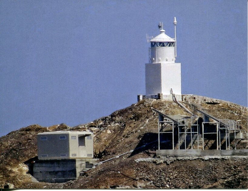 Oman Lighthouse - Muscat Lighthouse