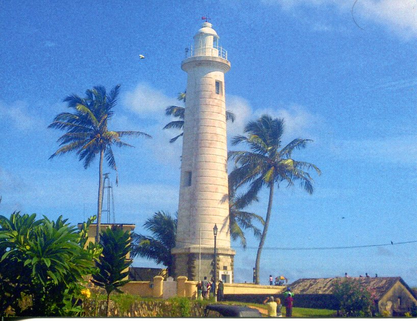 Sri Lanka Lighthouse - Pointe de Galle