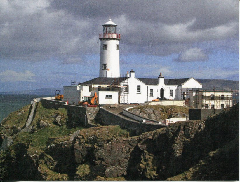 Ireland - Fanad Head Lighthouse